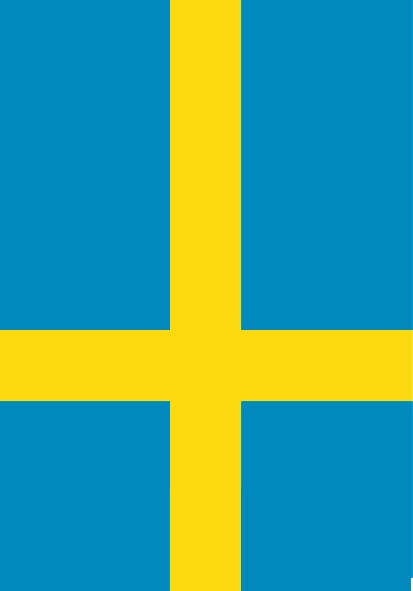 SALE FLAG SWEDEN - NATIONAL FLAG