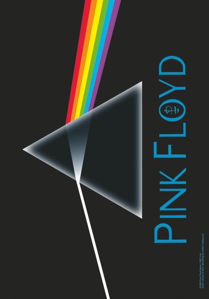 SALE FLAG PINK FLOYD - DARK SIDE OF THE MOON
