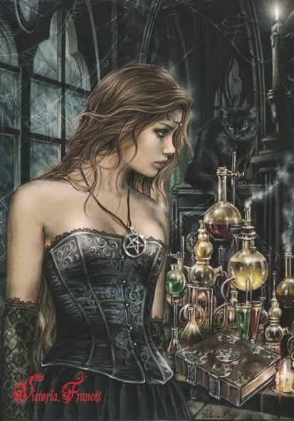 Victoria Frances - Alchimia
