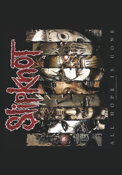 SALE FLAG SLIPKNOT - FRACTIONS