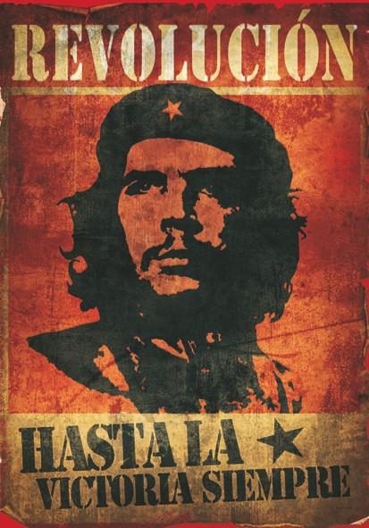 SALE FLAG CHEGUEVARA - VINTAGE