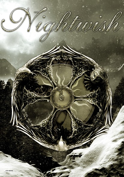 SALE FLAG NIGHTWISH - EMBLEM