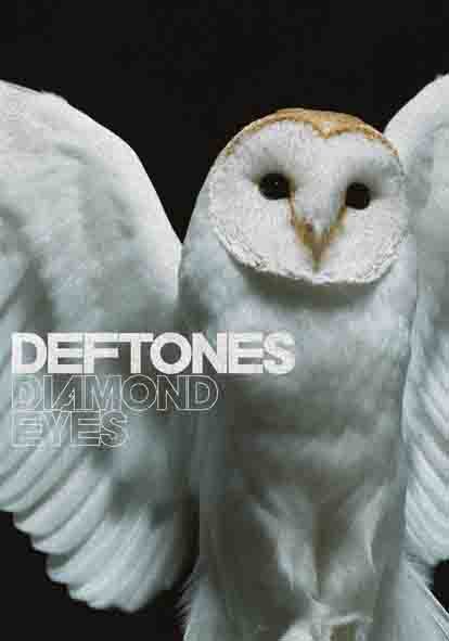 SALE FLAG DEFTONES - DIAMOND EYES