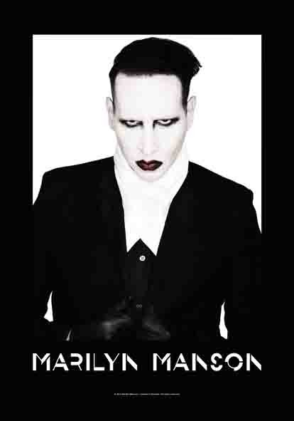 SALE FLAG MARILYN MANSON - PROPER