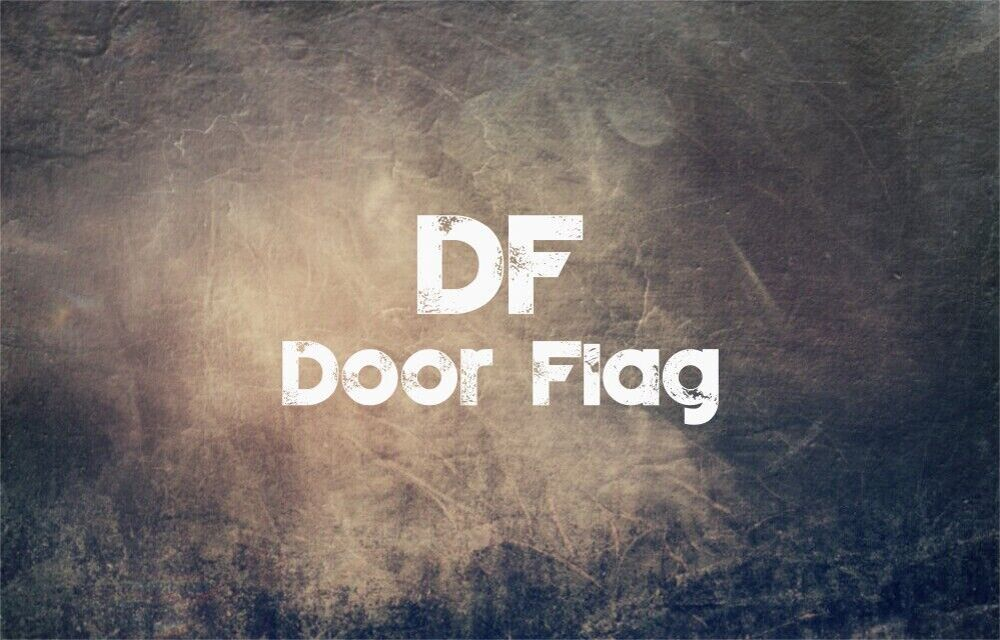 DF (Door Flag) | Creation flags | Providing flags