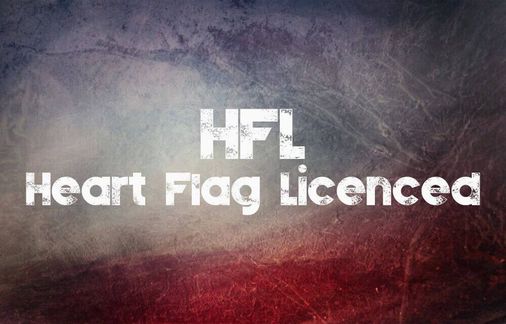 HFL (Heart Flag Licenced) | Creation flags | Providing flags